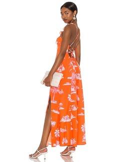 Agua Bendita x REVOLVE Menina Dress