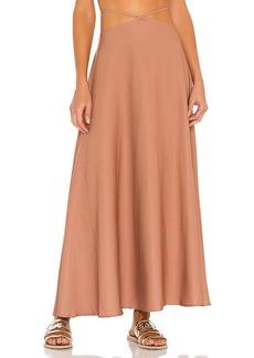 Agua Bendita x REVOLVE Opal Skirt
