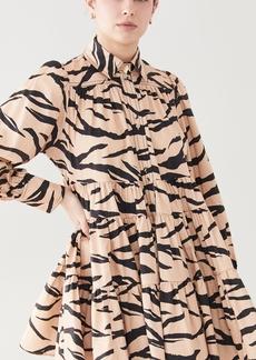 Aje Nouveau Smock Dress