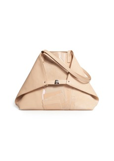 Akris Ai Medium Collage Soft Shoulder Bag