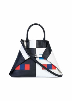 Akris Ai Medium Colorama Top-Handle Bag