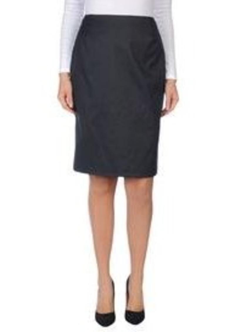 AKRIS - Knee length skirt