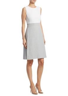Akris A-line Dress