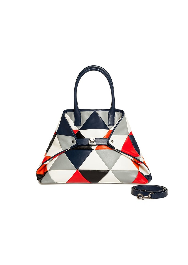 1c930aeea4 Akris Akris Ai Small Colorblock Shoulder Bag | Handbags