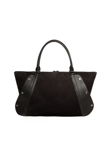 Akris Aimee Medium Snap Satchel Bag