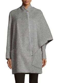 Akris Aldona Cape Coat