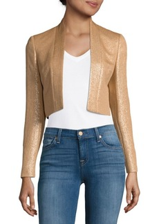 Akris Caprice Crop Jacket
