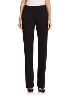 Akris Carole Double-Face Pants