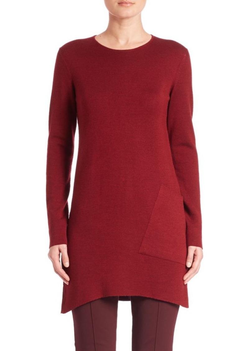 Akris Cashmere & Silk Knit Tunic