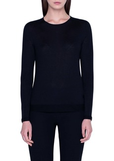 Akris Cashmere & Silk Sweater
