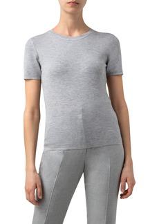 Akris Cashmere & Silk T-Shirt