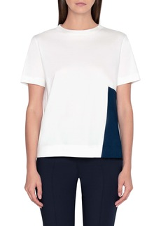 Akris Colorblock Tee