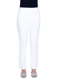 Akris Conny Stretch Cotton Pants