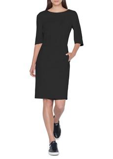 Akris Cotton Blend Dress