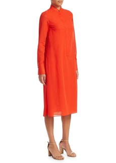 Akris Cotton Tunic Dress