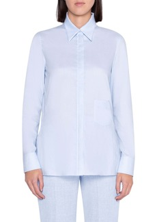Akris Cotton Twill Shirt