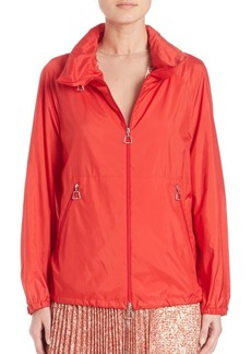 Akris Dearest Short Silk Anorak