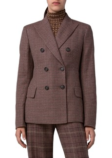 Akris Double Breasted Cashmere Jacket
