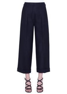 Akris Fira Silk/Cotton Pants