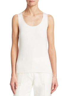 Akris Knit Sleeveless Top