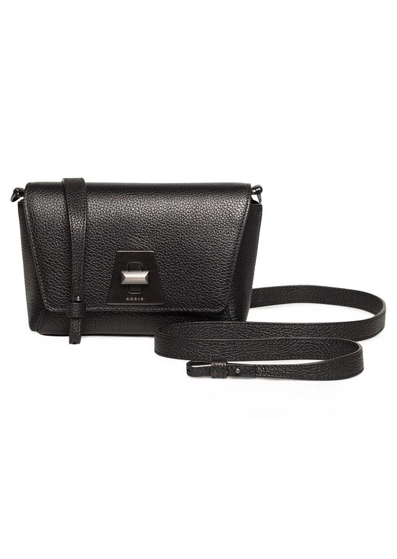 3c8557894e Akris Akris Little Anouk Leather Crossbody Bag | Handbags