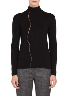 Akris Marble Cashmere Blend Sweater (Nordstrom Exclusive)