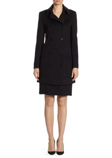 Akris Mary Cashmere Coat