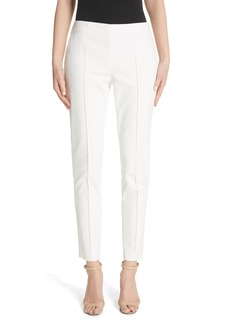Akris 'Melissa' Slim Techno Cotton Pants