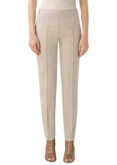 Akris Melissa Techno Stretch Cotton Blend Pants