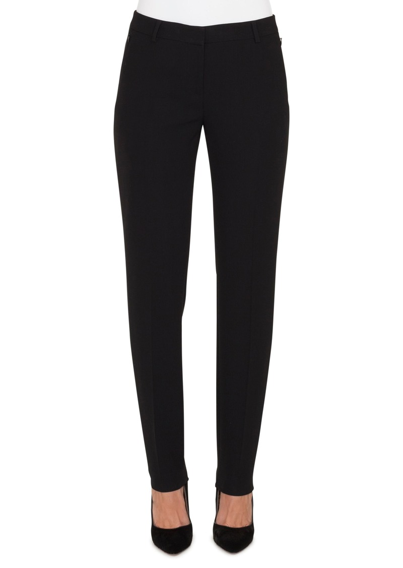 Akris Melvin Double Face Wool Blend Pants (Nordstrom Exclusive)