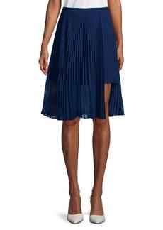 Akris Pleated Skirt