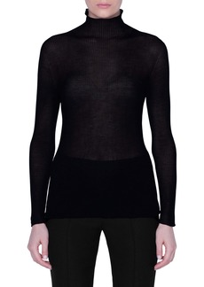 Akris Seamless Cashmere & Silk Sweater