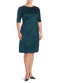 Akris Stripe Dress