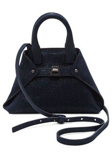 Akris Tasche Micro Leather Crossbody Bag