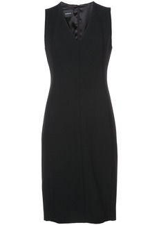Akris v-neck dress