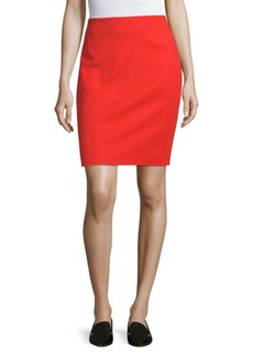 Akris Zinnie Pencil Skirt
