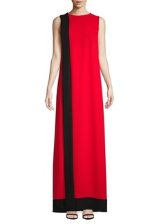 Akris Bold Striped Gown