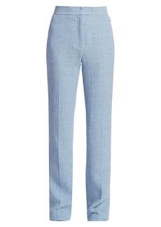 Akris Carl Linen & Wool Pants
