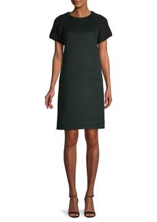 Akris Cashmere Shift Dress