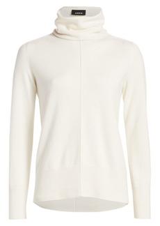 Akris Cashmere Turtleneck Sweater