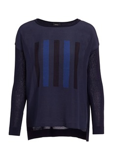Akris Constellazione Crew Sweater