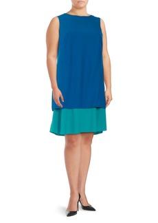 Akris Double Layer Dress