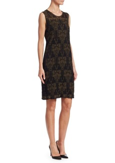 Akris Fruits of Vienna Knit Dress