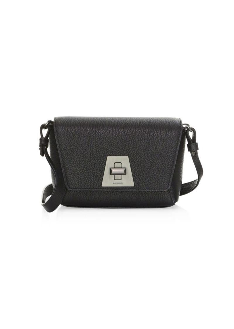 c32a98d893 Akris Little Anouk Day Leather Crossbody Bag | Handbags