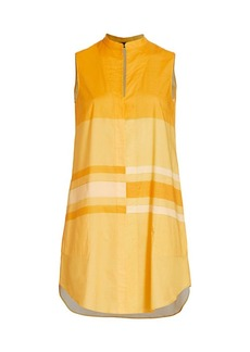 Akris Long Sleeveless Tunic