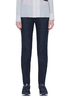 Akris Magda 5-Pocket Slim Stretch Denim Pants