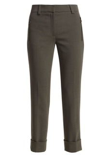 Akris Maxima Wool Trousers
