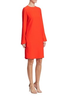 Akris Punto A-Line Sleeve Tunic Dress