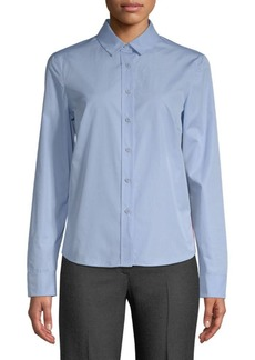 Akris Punto Collared Button-Down Shirt
