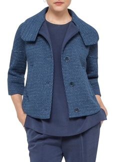 Akris punto Cotton Blend Jacket